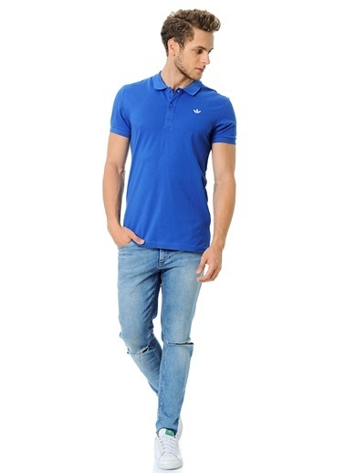 Polo Yaka Tişört-adidas